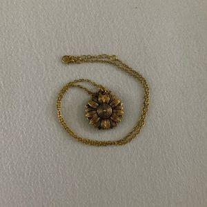 Jewelry - COPY - Sunflower Neckless.